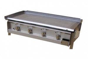 Hercules Hotplate Built In BBQ