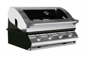 Sunco 4 Burner Built In BBQ
