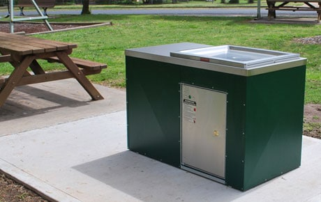 View All PARKQUIP Commercial Park BBQs