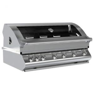 Sunco 6 Burner Built In BBQ in Stainless Steel