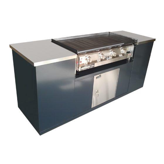 Hercules Cabinet BBQ