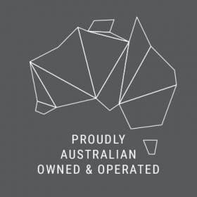 Proudly Australian Owned & Operated