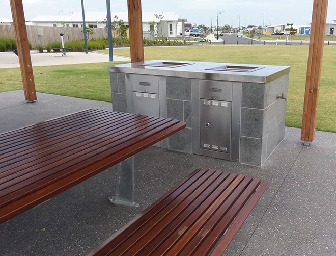 Brick-in BBQs - Barbecues for custom brick-in installations