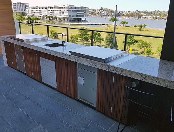 Commercial BBQs - Barbecues for public outdoor & commercial applications