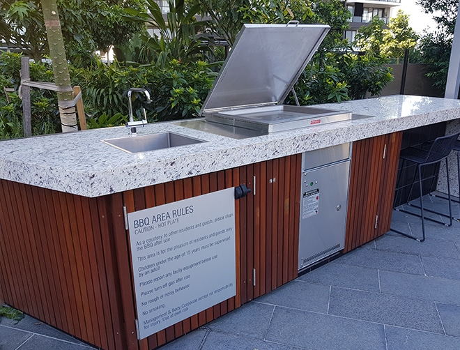 Hotplate BBQs - Barbecue hotplate options for electric & gas operation