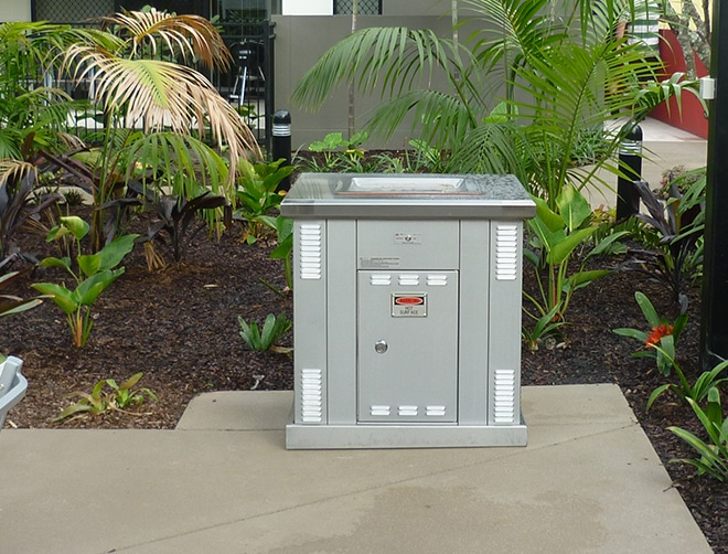 Pedestal BBQs - Barbecues designed for installations in small spaces