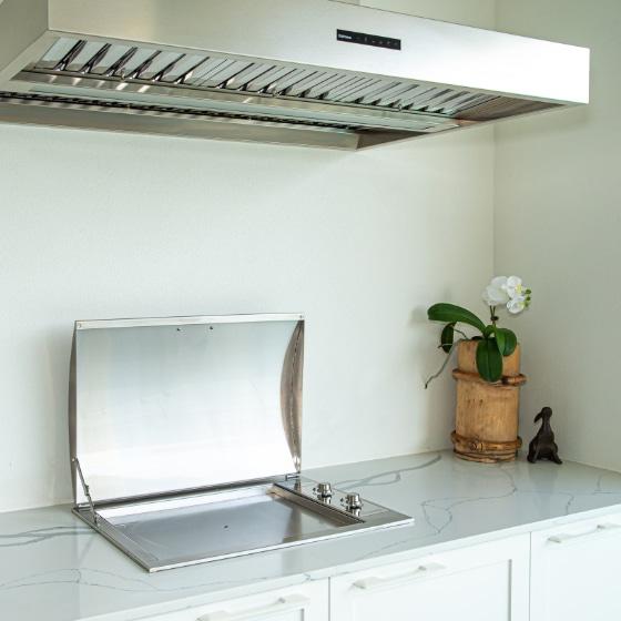 Cookout Infinity Teppanyaki BBQ Inbuilt Electric Hotplate