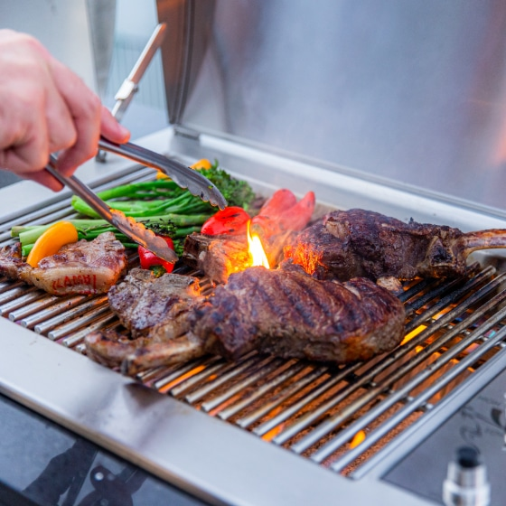 Infinity LPG & Natural Gas Grill BBQ
