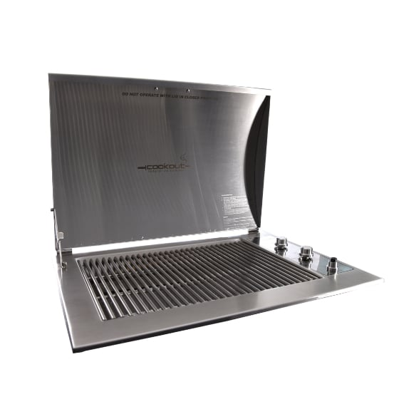 Infinity Grill BBQ LPG & Natural Gas with Lid
