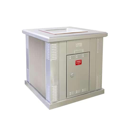 ECO-i Cube Cabinet BBQ