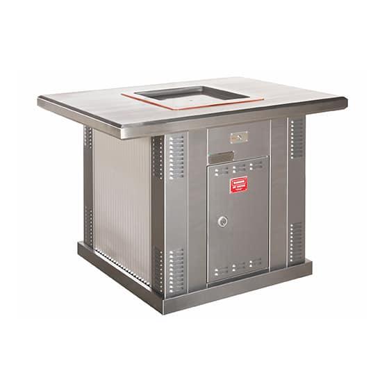 ECO-i Single Pedestal BBQ