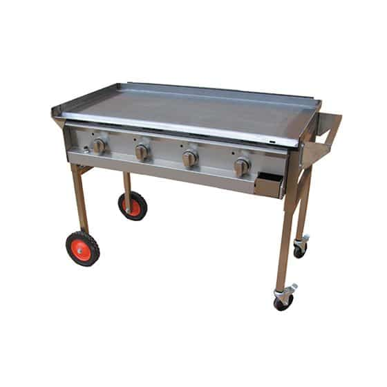 Hercules LPG or Natural Gas Hotplate Portable BBQ