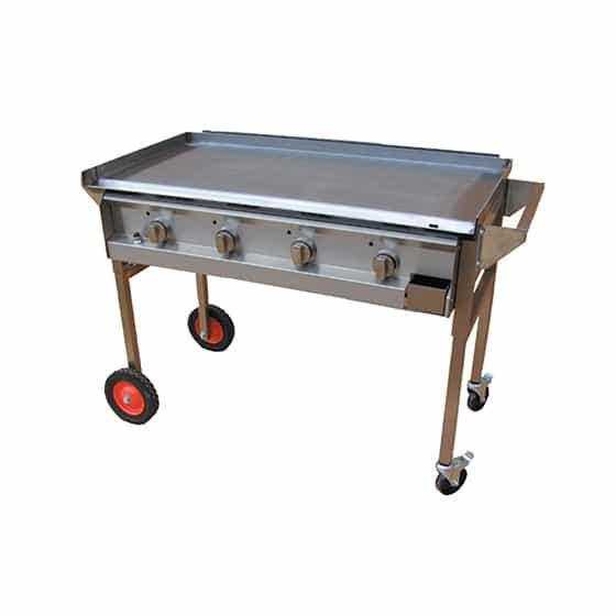 Hercules LPG or Natural Gas Hotplate Portable BBQ