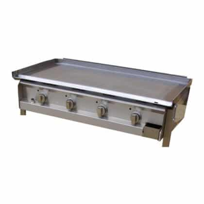 Hercules Built In Hotplate BBQ