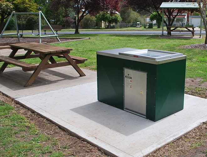 Cabinet BBQs - Barbecues with ready-made cabinets